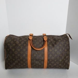 Louis Vuitton Keepall 50